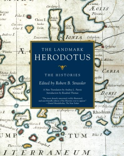 January-May 2017: Herodotus Histories of the Persian Wars
