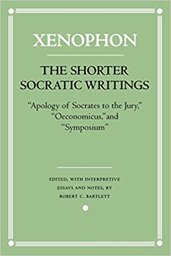 iSymposium: Xenophon's Shorter Socratic Writings
